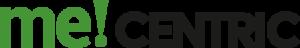 me!CENTRIC Logo Negro