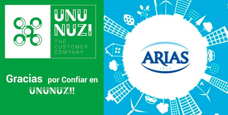 Ununuzi Arias