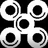 Ununuzi Logo Círculos Fondo